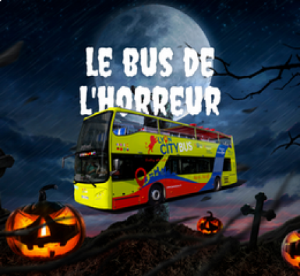 Lyon City Bus - Halloween
